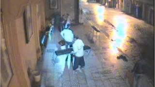 حرب العصابات بحي القصبة بمراكش