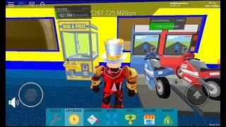 el mundo de los arcades arcade Tycoon roblox Gameplay f.m.g
