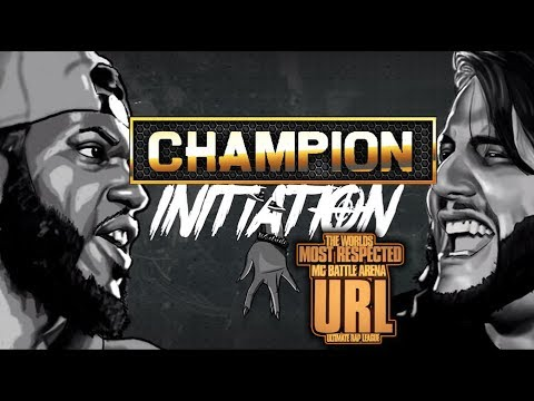 CHAMPION | B DOT VS MIKE P - INITIATION - SMACK/URL