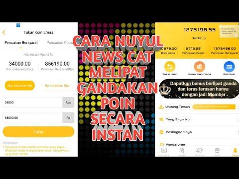 Nuyul News Cat Terbaru Membuat Koin Menjadi 4× Lipat