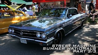 Street Machine Summer Nationals Part 2 of 3 - V8TV 1963 Buick Wildcat
