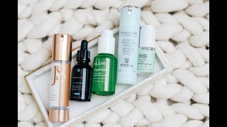 MY TOP HYDRATING SERUMS