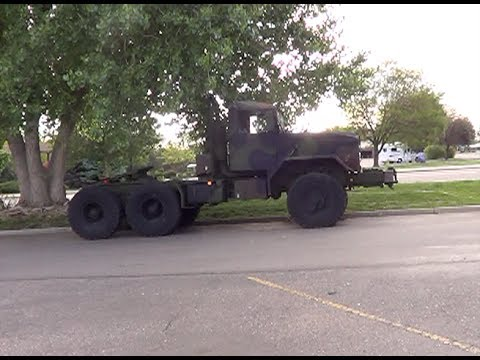 6X6 Truck Smashes Car - Tuff Trucks by Tuff Trucks USA