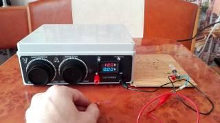 Лабораторный блок питания 1,3…25 вольт 5А, своими руками
