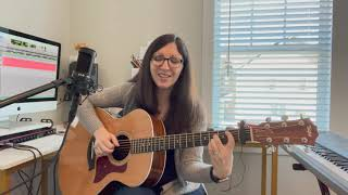 Wildflower - Cover by Lindsay Brazell