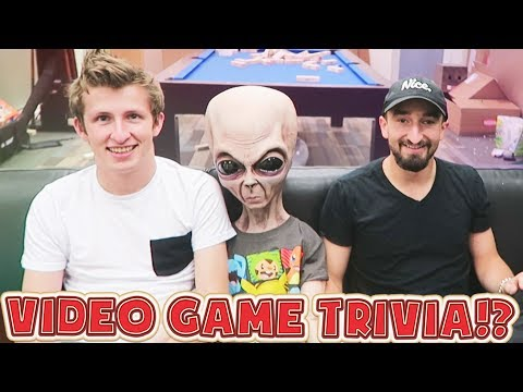 HILARIOUS VIDEO GAME SOUNDTRACK TRIVIA CHALLENGE!?