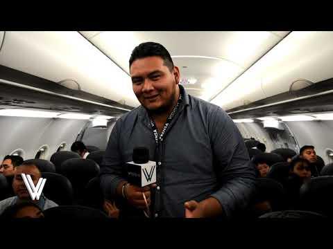 VOLARIS NUEVA RUTA: TAPACHULA - TIJUANA
