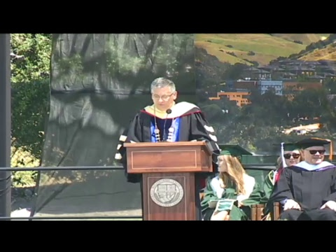 2017 Cal Poly Spring Commencement: Saturday 9am Ceremony
