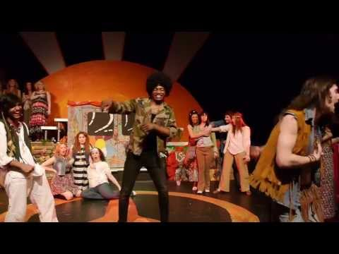 Hair - Hull College HE Musical Theatre