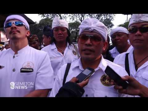 Ikrar Damai Ormas di Bali