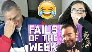 Fails of the Week: Watch That Wave! (February 2017)    FailArmy REACTION