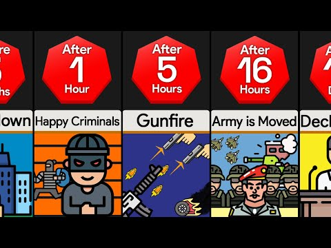 Timeline: What If All Cops Quit