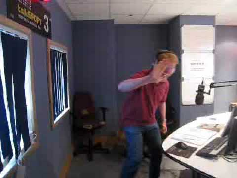 TalkSPORT Mars Bounce Challenge with Adrian Durham