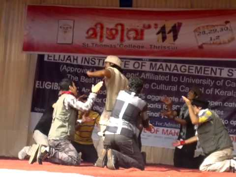 Qarsak Afghan students in India(St.Thomas college Thrissur).mp4