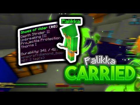 Palikka Carried A 15 Star?!? - Hypixel UHC Highlights