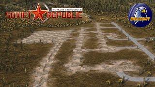 Workers & Resources: Soviet Republic #11 - Przemysł drzewny