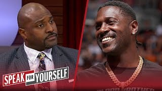 Steelers shouldn't consider bringing back Antonio Brown — Wiley | NFL | SPEAK FOR YOURSELF