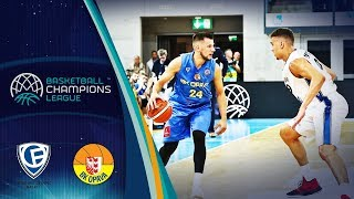 Fribourg Olympic v Opava - Full Game - Gameday 2 - Basketball Champions League 2018-19