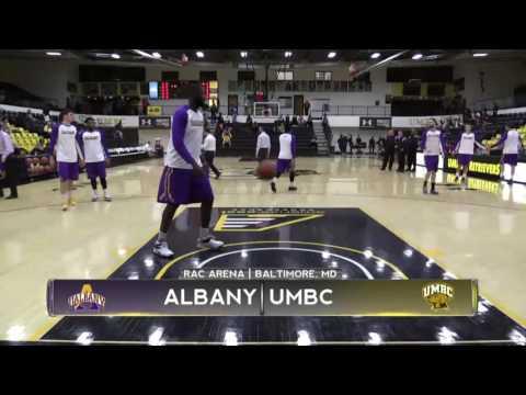Albany@UMBC: Basketball Game