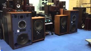 Sale Vintage Jbl Studio Monitor Full Alnico Magnets
