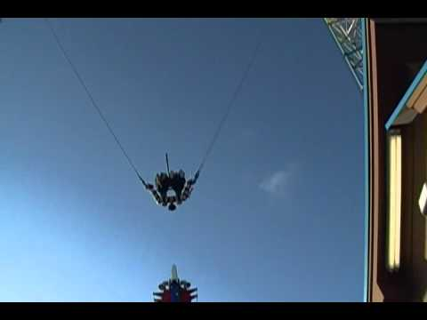 Myrtle Beach Sling Shot Ride