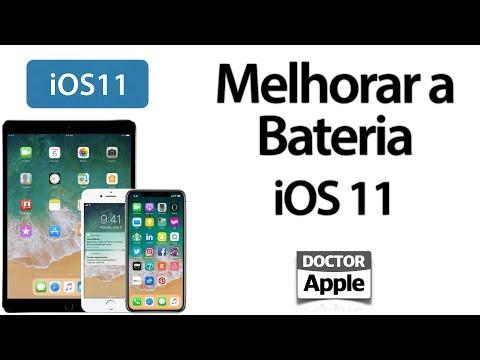 Curso IPhone E IPad - Melhorar A Bateria IOS 11