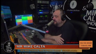 The Mike Calta Show LIVE