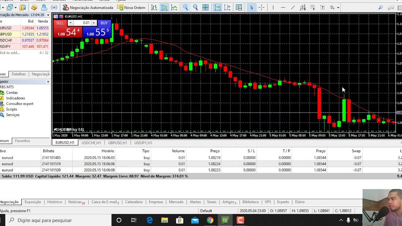 Account Login - Trading