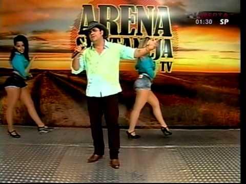 Bailarinas do programa Arena Sertaneja da TV Aberta De São Paulo  com  Donizeti