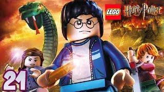 Blondie | LEGO Harry Potter - Episode 21 : le niveau sans fin