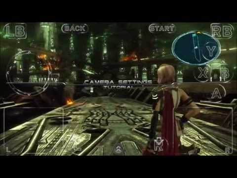 Final Fantasy XIII on iOS(Mobile) Gameplay