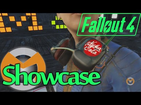 Fallout 4 Mod showcase CROSS Uni Headset