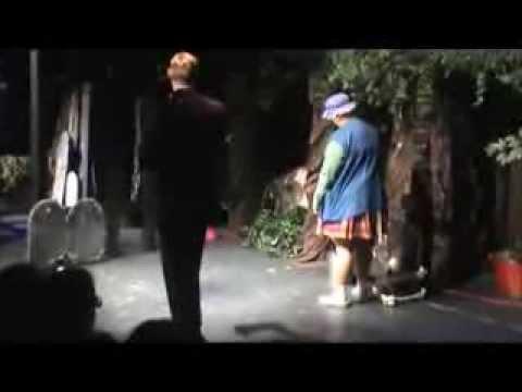 11/21/13 - Comedy Burlesque - Tribute to Carol Burnett - Molly Macabre
