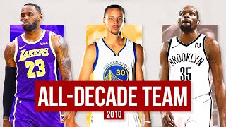 BSOLZ's 2010s NBA All-Decade Team