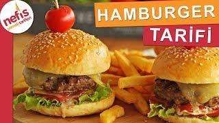 Ağız Sulandıran Hamburger Köftesi Tarifi