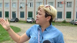 Дитячий майданчик чи казарма: протестують родини військовослужбовців