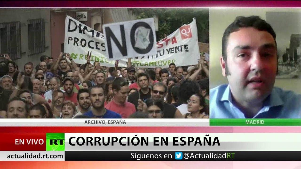 El poder legislativo est muy ligado a los casos de corrupci n en espa a youtube - Casos de corrupcion en espana actuales ...