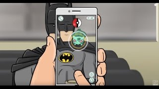 Super Cafe: Batman GO - Doppiaggio