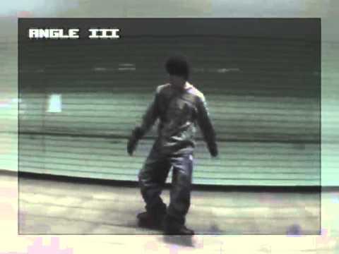 Kỹ thuật trượt patin ngang, trượt cua bò, trượt tiến ngang, rắn ngang (Snake Eagle)