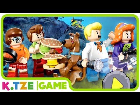 Lego Scooby Doo auf Deutsch 🐶 Film als Spiele App | Alle Folgen