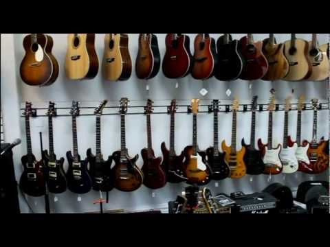 Junction Guitars Toronto Ontario Canada