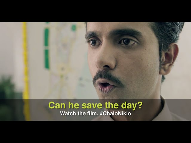 Ola TV AD - The Ride that Saved the Day   ChaloNiklo - YouTube