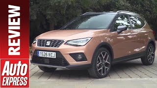 New SEAT Arona review - does this SUV stand out from the pack?