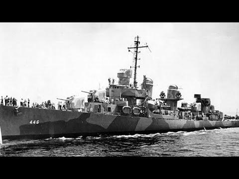 War Thunder Naval Ships :USS Radford (DD-446) Fletcher-Class Destroyer