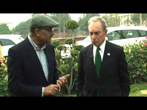 Walk The Talk with Michael Bloomberg