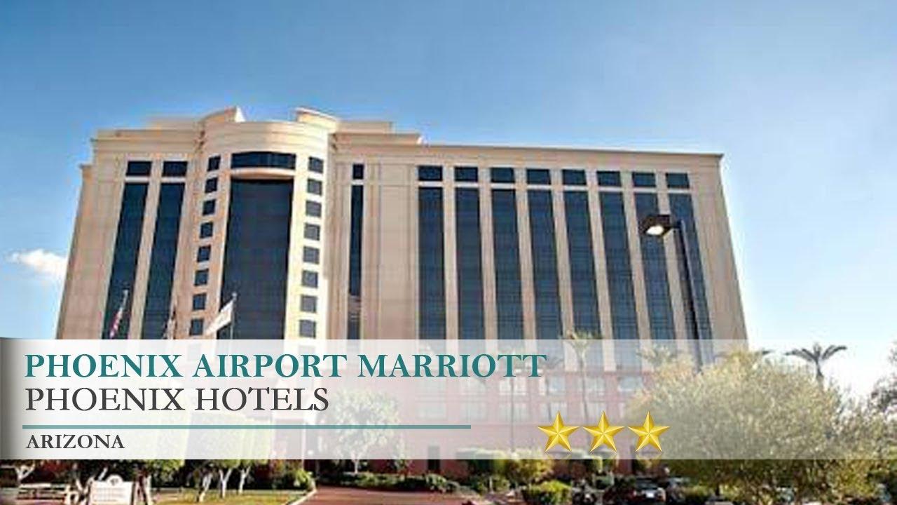 Phoenix Airport Marriott Hotel Arizona