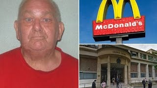 Pensioner jailed for sexually assaulting boy aged six in McDonalds toilet