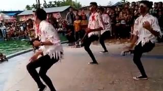 SKF ZOMBIE  AJO DANCE DI KUALA MEGA
