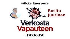 VV 001: Rosita Juurinen - Matkaopas Vapaampaan Elämään