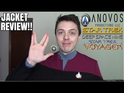 ANOVOS Star Trek Voyager/DS9 Uniform Jacket:  And Tell